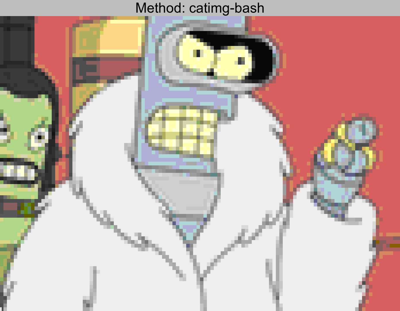 bender.png converted using catimg-bash