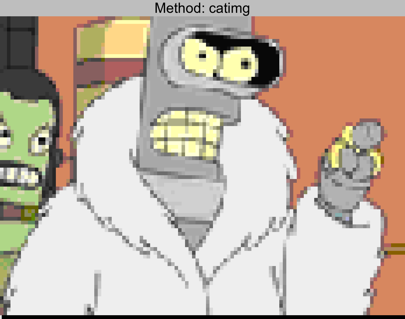 bender.png converted using catimg